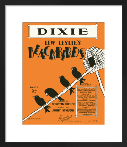 Dixie (Blackbirds) by Anonymous