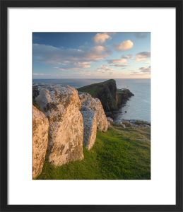 Neist Point Lighthouse, Isle of Skye by Doug Chinnery