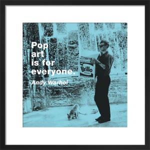 Pop Art by Andy Warhol