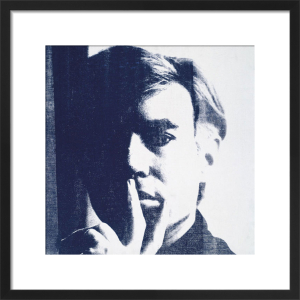 Self Portrait, c.1978 by Andy Warhol