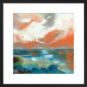 Orange Storm by Stuart Roy