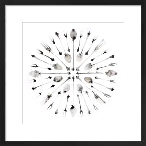 Cutlery Spin by Bridget Davies