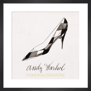 High Heel, c.1958 (Special Edition) by Andy Warhol