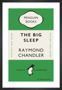 The Big Sleep by Penguin Books