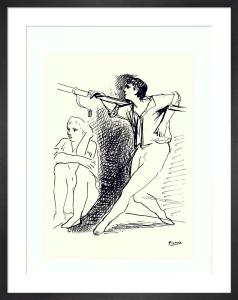 Deux Danseurs, 1925 by Pablo Picasso