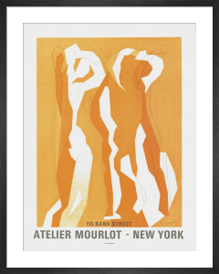 Atelier Mourlot - New York by Andre Beaudin