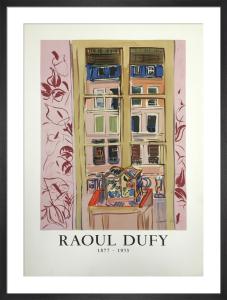 Raoul Dufy, 1877 - 1953 by Raoul Dufy