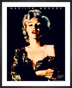 Marilyn Monroe, 1959 by Bernard of Hollywood