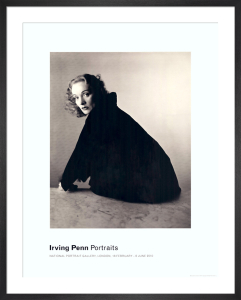 Marlene Dietrich, New York 1948 by Irving Penn