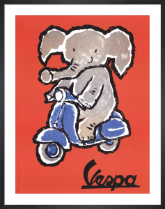 Vespa, 2004 by Unknown artist