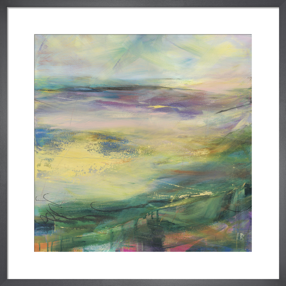 Soft Winds in Colour by Lesley Birch