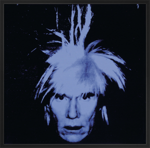 Self Portrait, 1986 by Andy Warhol