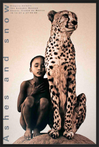 Child with Cheetah by Gregory Colbert