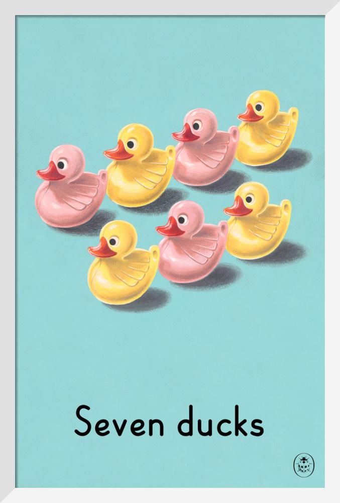 official photos 329cc f06aa Seven ducks