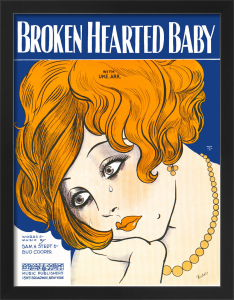 Broken Hearted Baby by Anonymous