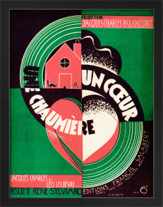 Une Chaumiere Un Coeur by Anonymous