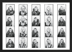 Edie, 1966 by Andy Warhol