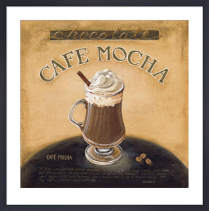 Café Mocha by Lisa Audit