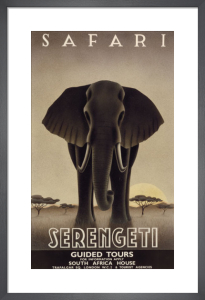 Serengeti by Steve Forney