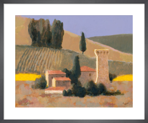 Castellina by William Buffett