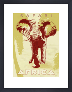 Safari Africa by Kem McNair