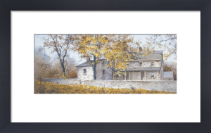 A Blanket of Gold by Ray Hendershot