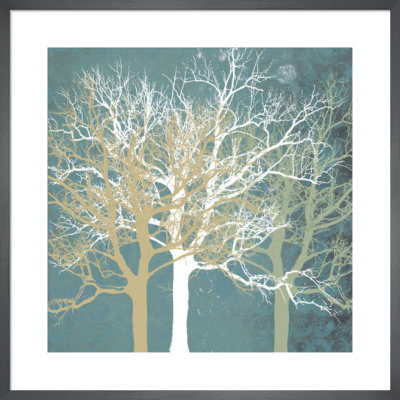 Tranquil Trees by Erin Clark