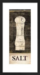 Salt & Pepper II by Daphne Brissonnet