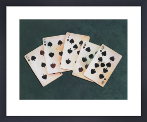 Straight Flush by Lisa Danielle