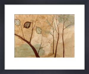 Foliage II by Susan Osbjorn