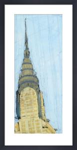 Chrysler Building by Mark Gleberzon