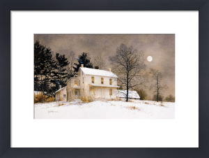 Wolf Moon by Ray Hendershot