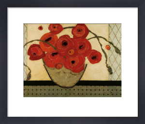 Poppies for the Host by Karen Tusinski