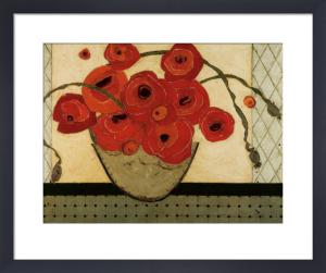 Poppies for the Host by Karen Tusinski