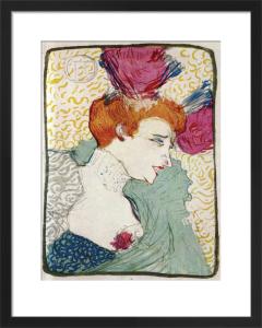 Marcelle Lender by Henri de Toulouse-Lautrec