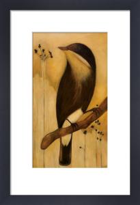 Bird I by Linda Cullum
