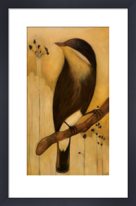Bird I by Linda Cullum