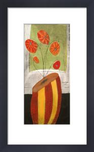Les Fleurs Ephemeral II by Mark Cabral