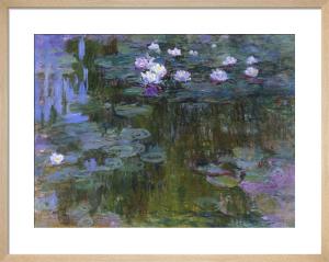 Nympheas, c.1914-17 by Claude Monet