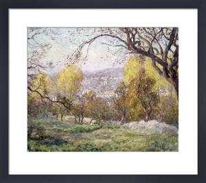 Paysage, c.1898 by Henri Lebasque