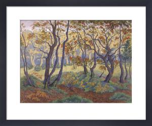 La Clairiere (L'Oree Du Bois), c.1895 by Paul Elie Ranson