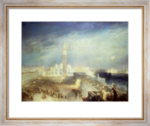 Juliet and her Nurse by Joseph Mallord William Turner
