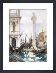 Venice by John Singer Sargent