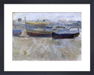 Boats by Jose Navarro Llorens