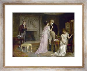 Love Will Triumph by Charles Haigh-Wood