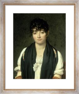 Portrait of Suzanne le Peletier de Saint-Fargeau, 1804 by Jacques-Louis David
