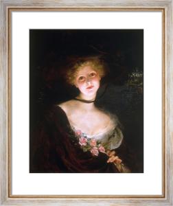 An Elegant Evening by François Martin-Kavel