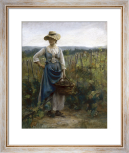 The Harvester by Thérèse-Marthe-Françoise Cotard-Dupré