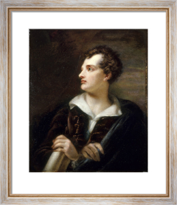 George Gordon, 6th Baron Byron (1788-1824) by Richard Westall