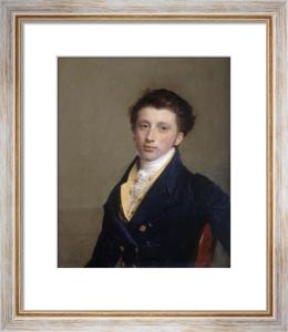 Portrait of Lord Edward Douglas-Pennant, 1st Baron Penrhyn by Firmin Massot